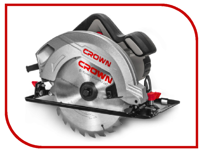 Пила Crown CT15210-235 crown