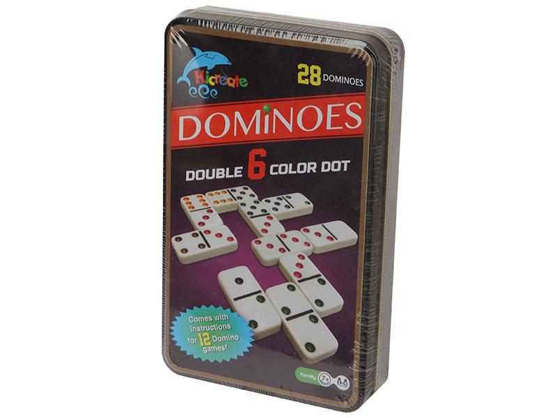 Настольная игра Hicreate Домино Ни10