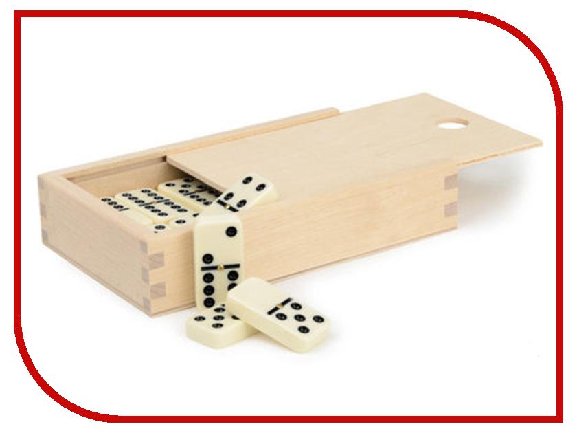 Настольная игра Ровертайм Домино 4824 настольная игра домино стеллар хорошие знакомые 9