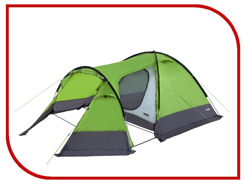 Палатка Trek Planet Kaprun 3 Green 70195 коврик trek planet active 38 70412 самонадувающий
