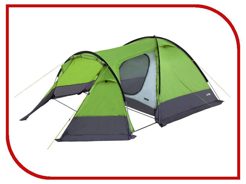 Палатка Trek Planet Kaprun 4 Green 70197 коврик trek planet active 38 70412 самонадувающий