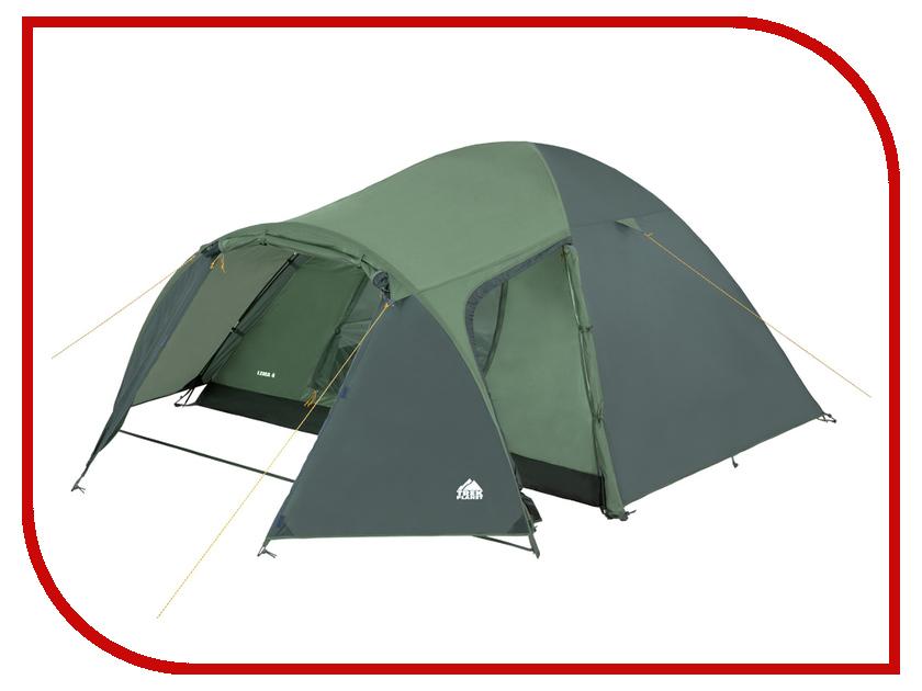 Палатка TREK PLANET Lima 4 Green