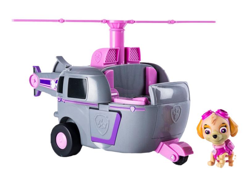 Робот Spin Master Щенячий патруль 16704 spin master маленькая машинка спасателя spin master щенячий патруль крепыш