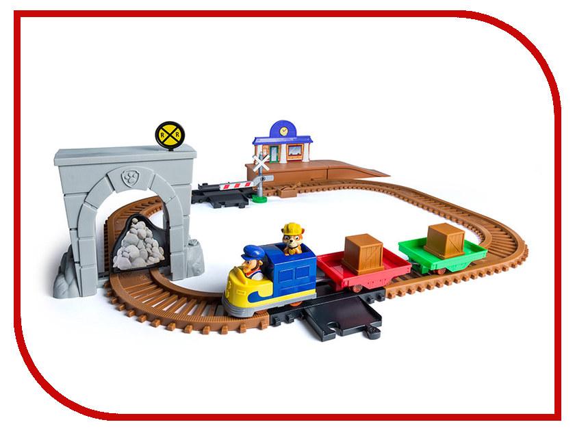 Игрушка Spin Master Paw Patrol Приключения на железной дороге 16695 fidget spinner edc handspinner spin ceramic bearing bearing toys black