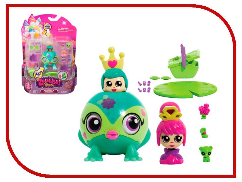 Игра Spin Master Zoobles - Принцесса и лягушка 13276 модель дома sega zoobles