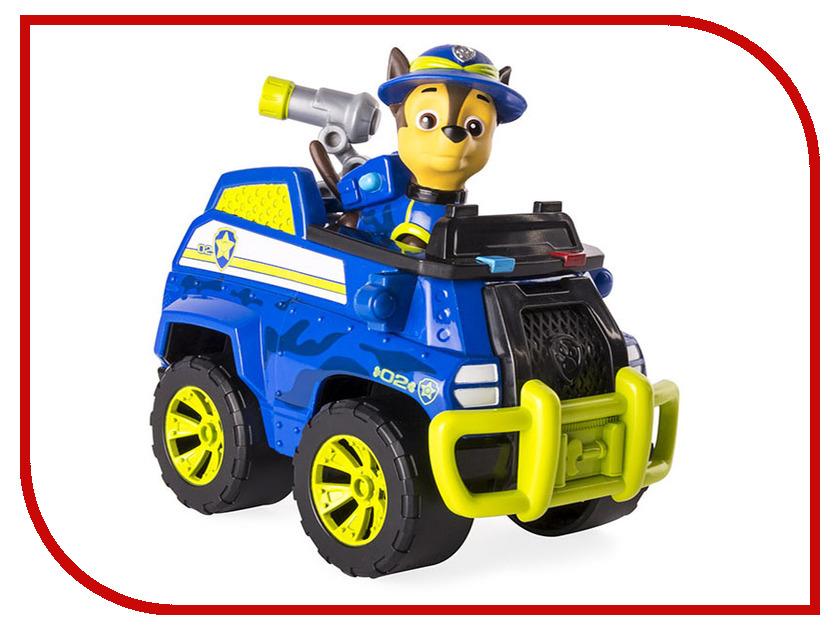 Игрушка Spin Master Щенячий патруль: Джунгли - Чейз 16702-Cha paw patrol 16702 cha щенячий патруль машина спасателя со щенком чейз