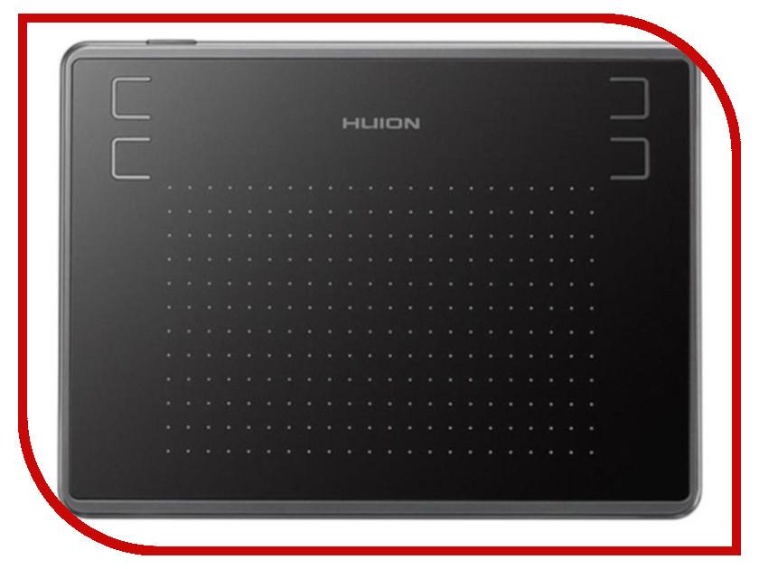 Графический планшет Huion H430P графический планшет huion 680tf black silver