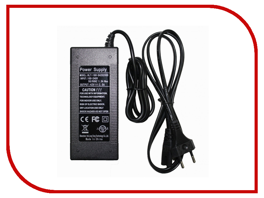 Аксессуар Зарядное устройство Palmexx 42V-2A PX/SBW-HCH аксессуар зарядное устройство palmexx sony 10 5v 2 9a px hch son s для tablet s