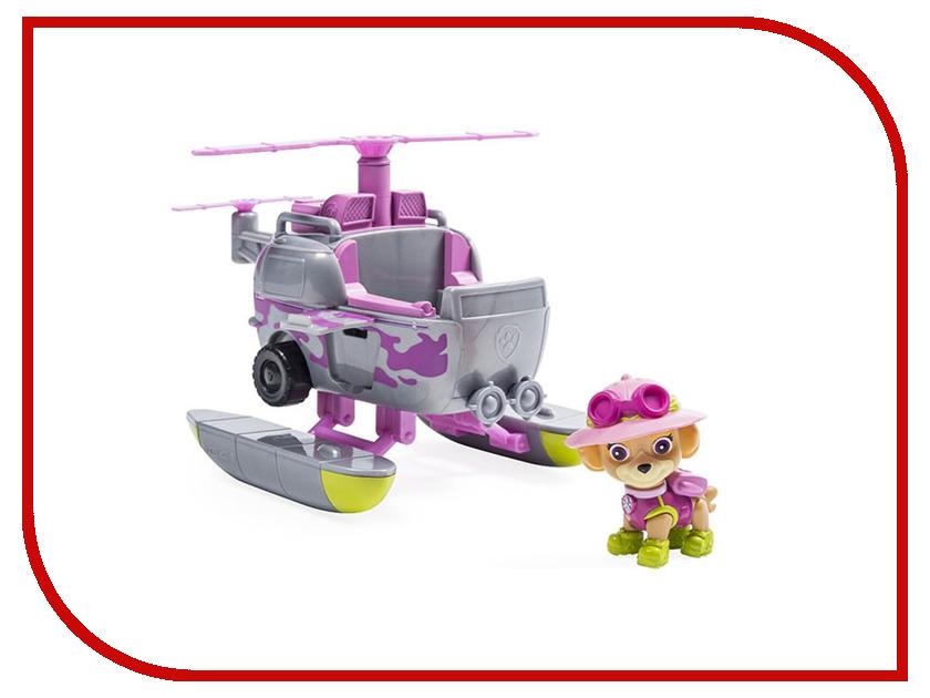 Игрушка Spin Master Paw Patrol Джунгли Скай 20079017 конструкторы spin master игрушка meccano легкомоторный самолёт 4 модели