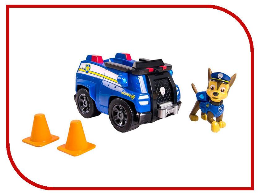 Игрушка Spin Master Щенячий патруль - Автомобиль Чейза 20064341 игрушка wow морской патруль сэмми 10322