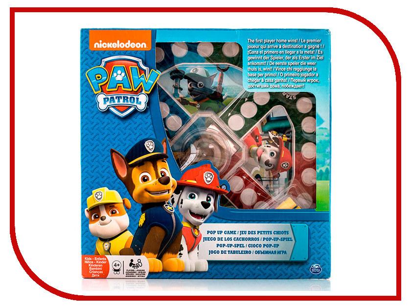 Настольная игра Spin Master Щенячий патруль 6028796 футболка щенячий патруль
