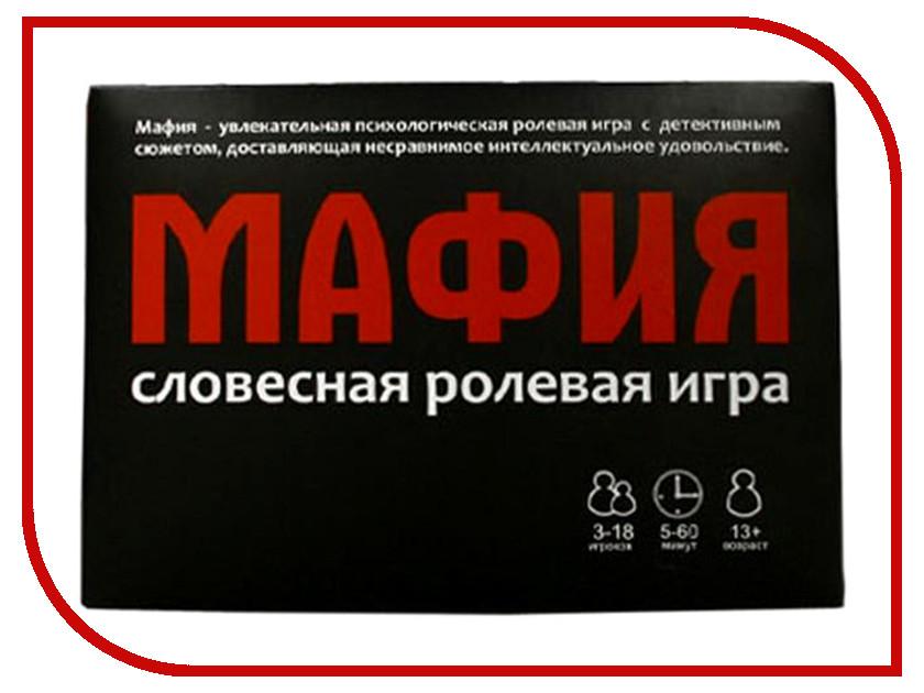 Фото - Настольная игра Luidgi Game Мафия 5270 настольная игра luidgi game румми тон 5264