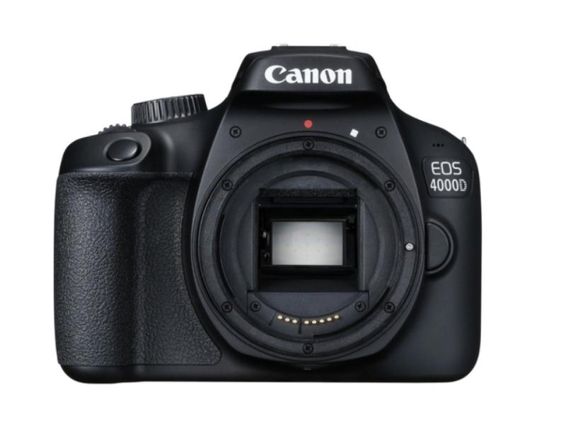 цена на Фотоаппарат Canon EOS 4000D Body Black