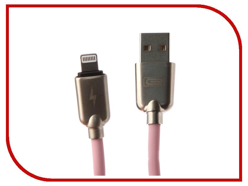 Аксессуар Earldom ET-005I USB - Lightning 8pin Pink earldom et e1 pink