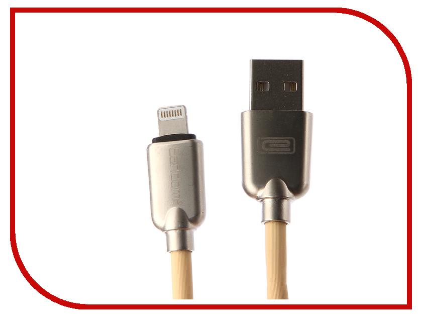 Аксессуар Earldom ET-005I USB - Lightning 8pin Gold earldom et e2 gold