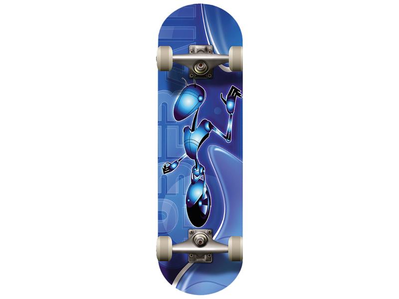 Скейт Спортивная Коллекция SC Ant Mini-board