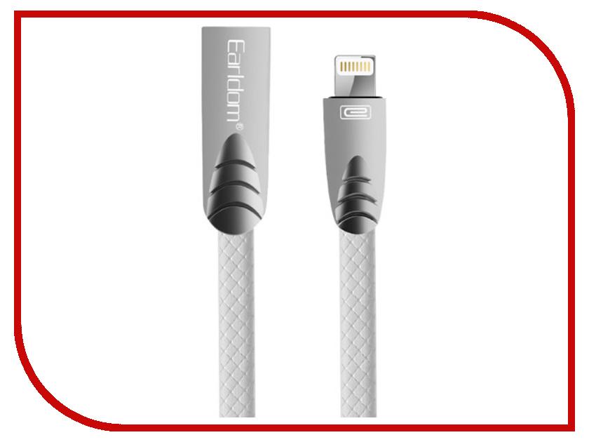 Аксессуар Earldom EC-006I USB - Lightning 8pin White