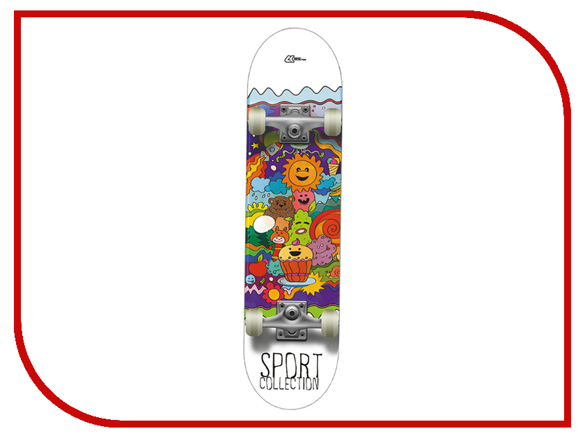 цена на Скейт СК (Спортивная коллекция) Muffin