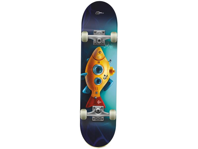 Скейт СК (Спортивная коллекция) Submarine