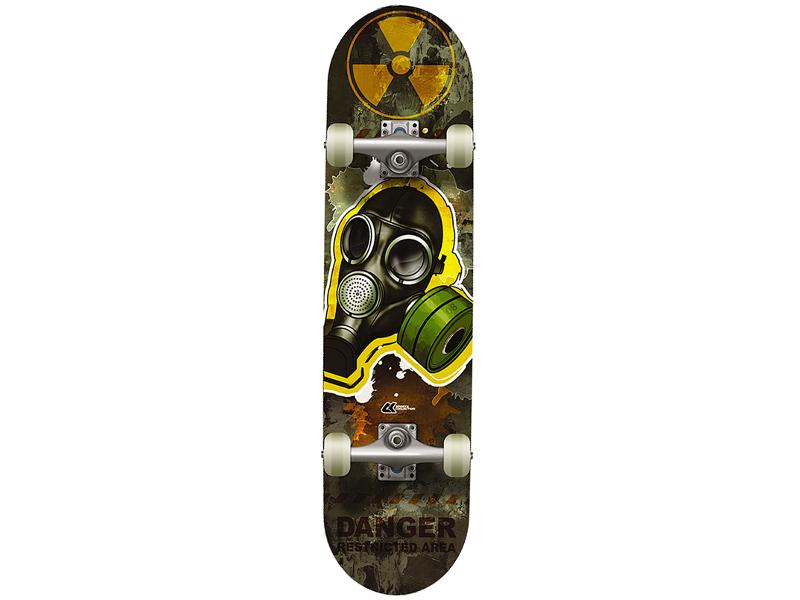 Скейт СК (Спортивная коллекция) Toxic