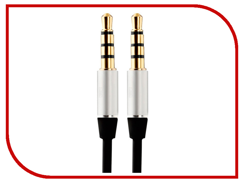 Аксессуар Earldom Aux-15 Jack 3.5mm - Jack 3.5mm Black