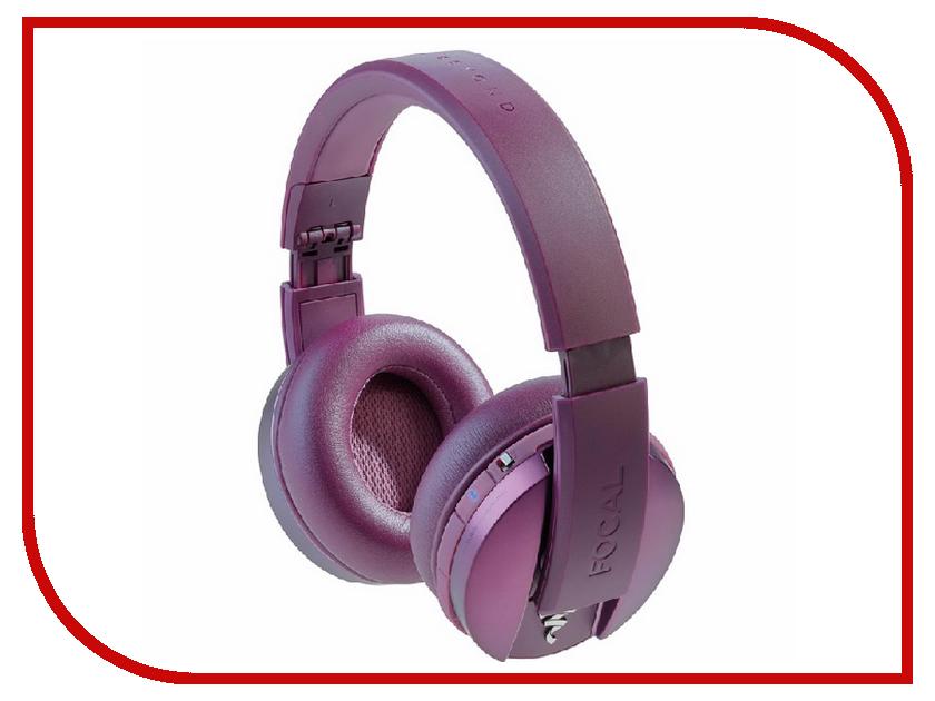Focal Listen Wireless Chic Purple just listen