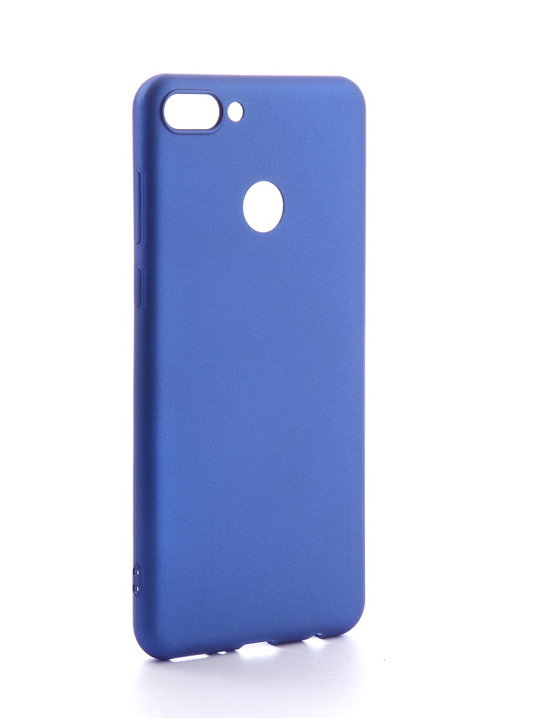 Аксессуар Чехол X-Level для Huawei Honor Y9 Guardian Series Blue 2828-138 аксессуар чехол x level для huawei y9 guardian series gold 2828 137