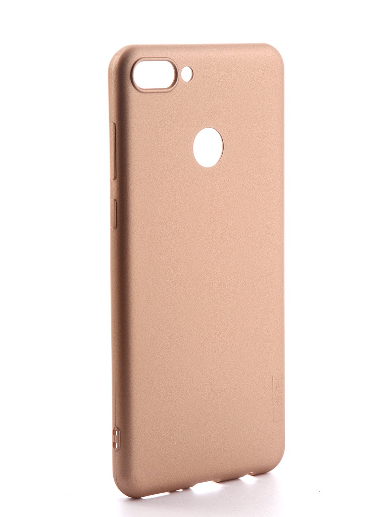 Чехол X-Level для Huawei Y9 Guardian Series Gold 2828-137