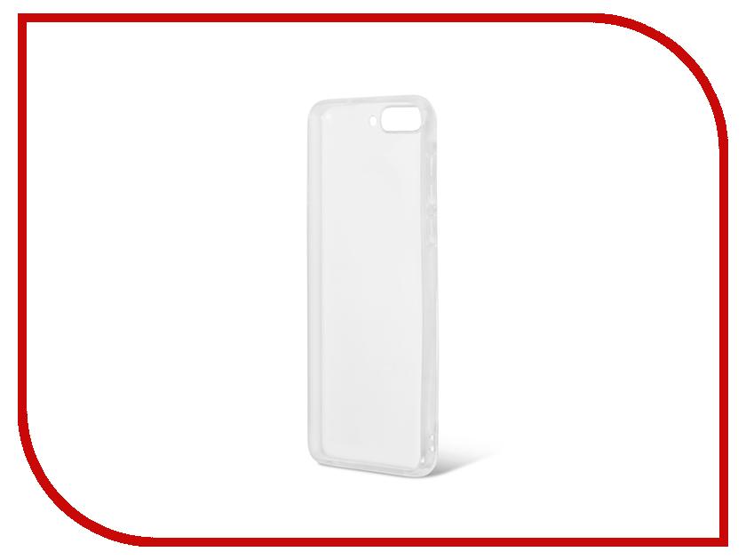 Аксессуар Чехол для Huawei Y6 2018 DF hwCase-55 держатель buro 2 5 6 черный для для смартфонов 2 5 6 s070