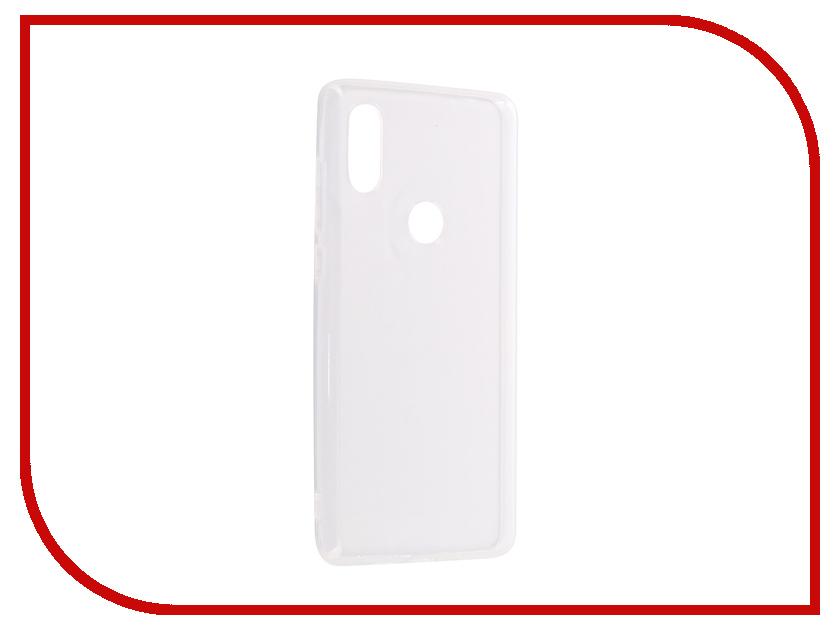 Аксессуар Чехол для Xiaomi Mi Mix 2s DF xiCase-27 аксессуар чехол для xiaomi redmi 4x df xicase 12