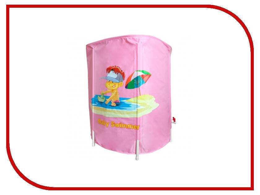 Детский бассейн Baby Swimmer BSP01 Pink