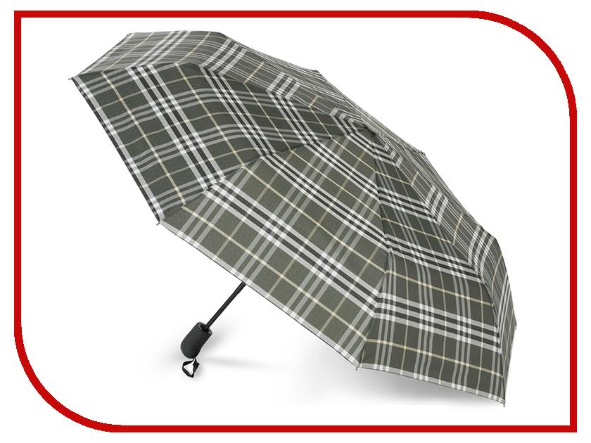 Зонт Baudet 10598-5 Клетка Green-Grey