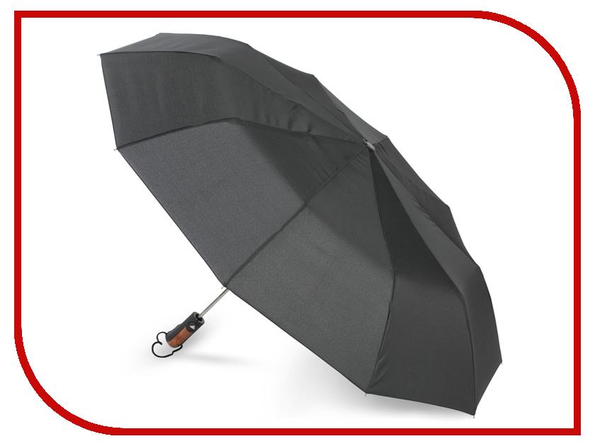 Зонт Baudet 3074-1 Black зонт baudet 10598 4 ромашки dark violet