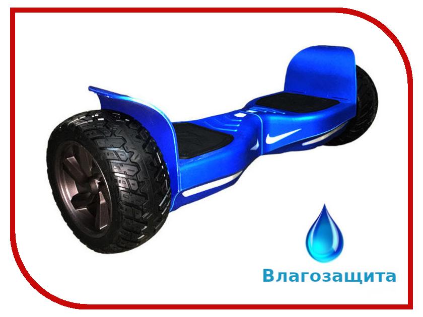 Гироскутер Asixbot 9 TaoTao APP Самобалансировка + влагозащита Blue