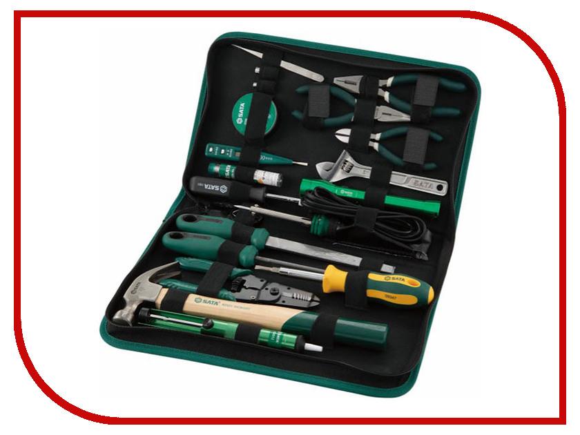 Набор инструмента SATA 03780 sata 09519