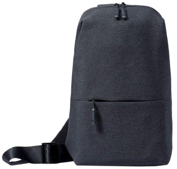 Рюкзак Xiaomi MI Chest Bag Dark Grey