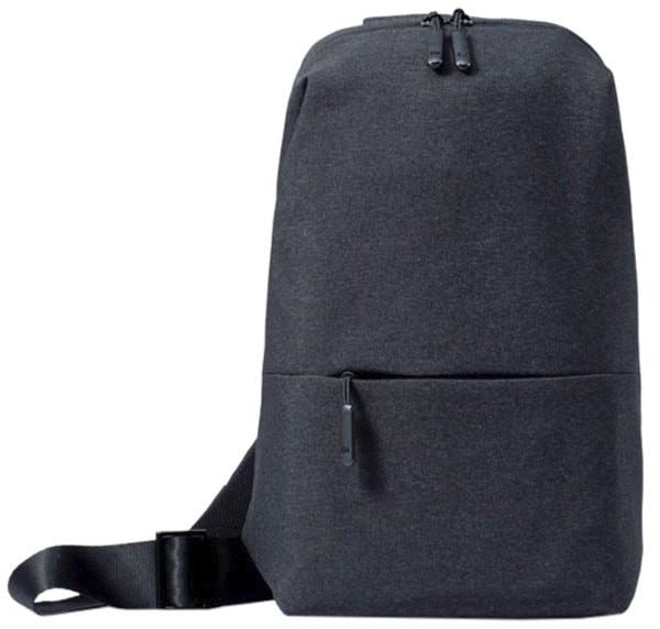 Рюкзак Xiaomi MI Chest Bag Dark Grey рюкзак xiaomi mi chest bag light grey