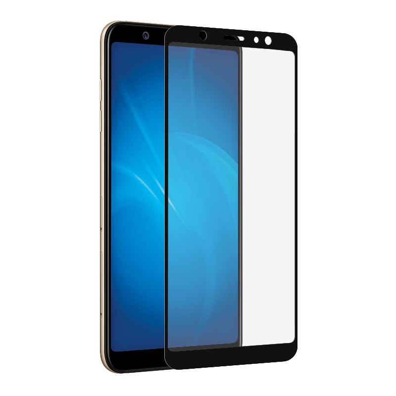 Аксессуар Защитное стекло для Samsung A605G Galaxy A6 Plus 2018 Zibelino TG Full Screen Black ZTG-FS-SAM-A605G-BLK аксессуар защитное стекло для samsung galaxy a6s 2019 g6200 zibelino tg full screen white ztg fs sam g6200 wht