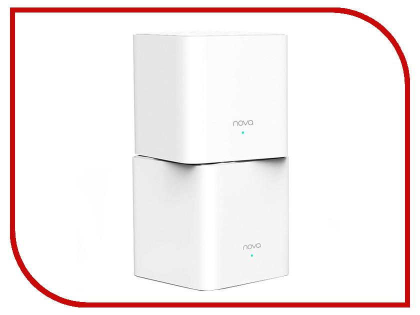 цена Точка доступа Tenda nova MW3 2-pack AC1200