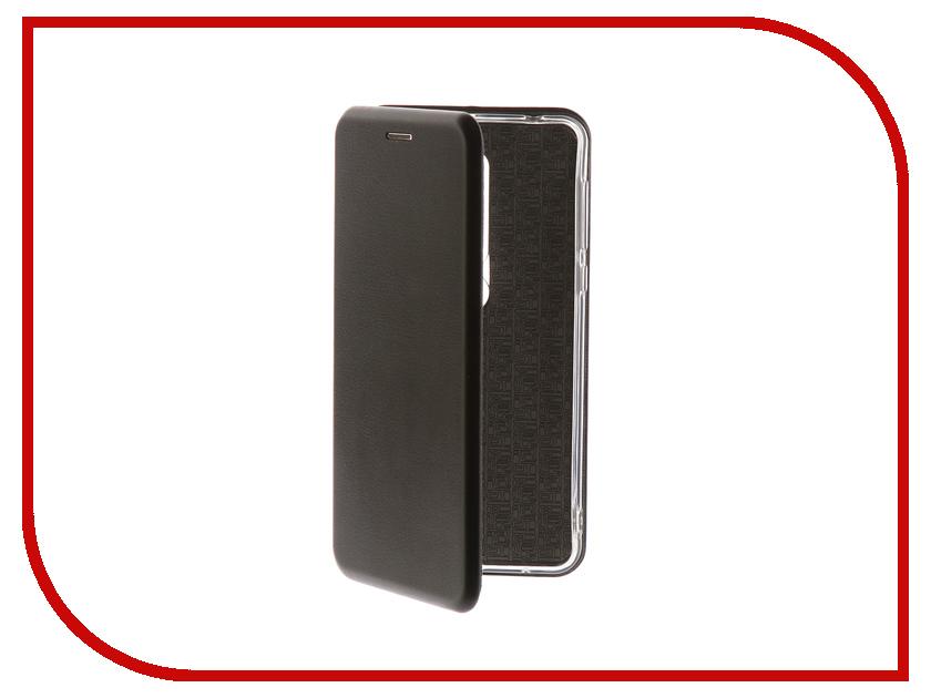 Аксессуар Чехол-книжка для Nokia 6 2018 Red Line Unit Black УТ000014563 аксессуар чехол nokia x aksberry red