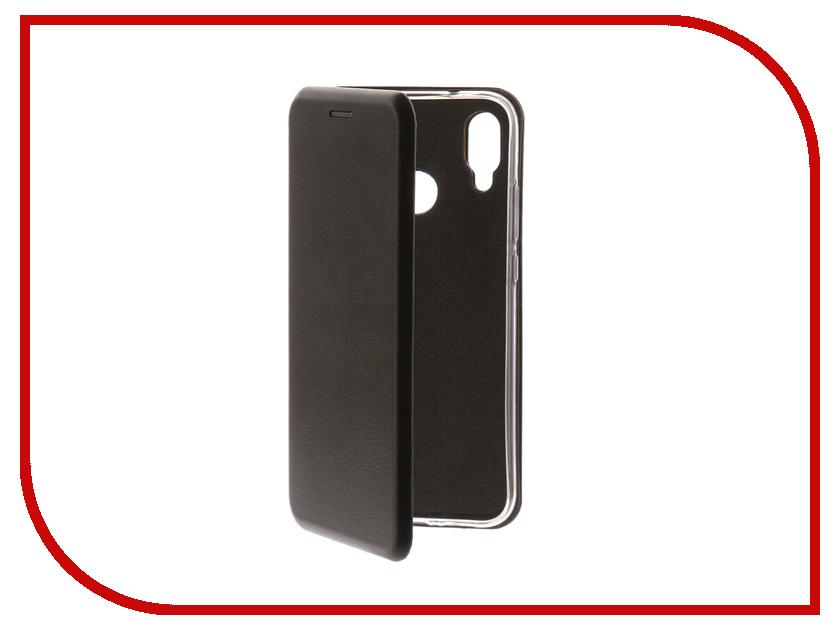 Аксессуар Чехол-книжка для Huawei P20 Lite Red Line Unit Black УТ000014546 кейс для назначение huawei p20 pro p20 lite кошелек бумажник для карт со стендом чехол панда твердый кожа pu для huawei p20 huawei p20 pro huawei p20 lite