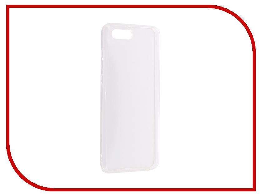 Аксессуар Чехол Huawei Honor View 10 iBox Crystal Silicone Transparent аксессуар чехол huawei honor 5c ibox crystal grey