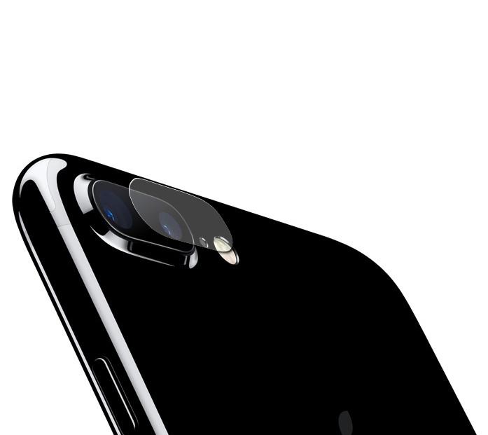 Аксессуар Защитное стекло Red Line для камеры для APPLE Iphone 7 / 8 Plus Tempered Glass УТ000015478 аксессуар защитное стекло luxcase 3d back для apple iphone 8 7 gold 77703