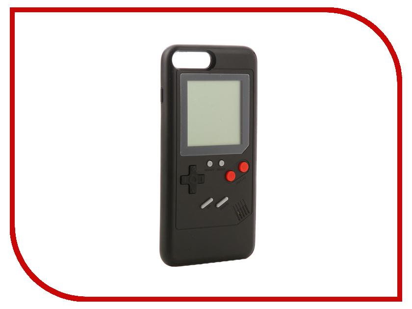 Аксессуар Чехол Activ Wanle VC-061 Gamers Console для APPLE Iphone 7 Plus / 8 Plus Black 85012 аксессуар защитное стекло activ 3d rose для apple iphone 6 plus 69553