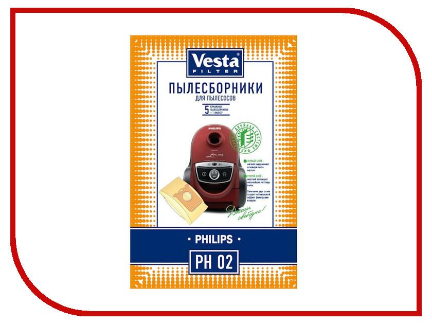 Мешки пылесборные Vesta Filter PH 02 swirl ph 86 airspace