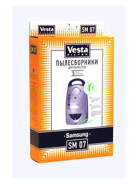 Мешки пылесборные Vesta Filter SM 07