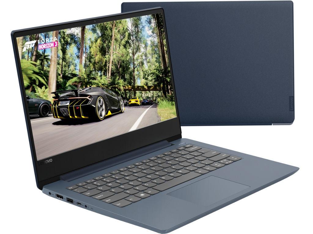 Ноутбук Lenovo IdeaPad 330S-14IKB Dark Blue 81F4004XRU (Intel Core i5-8250U 1.6 GHz/6144Mb/256Gb SSD/Intel HD Graphics/Wi-Fi/Bluetooth/Cam/14.0/1920x1080/Windows 10 Home 64-bit)