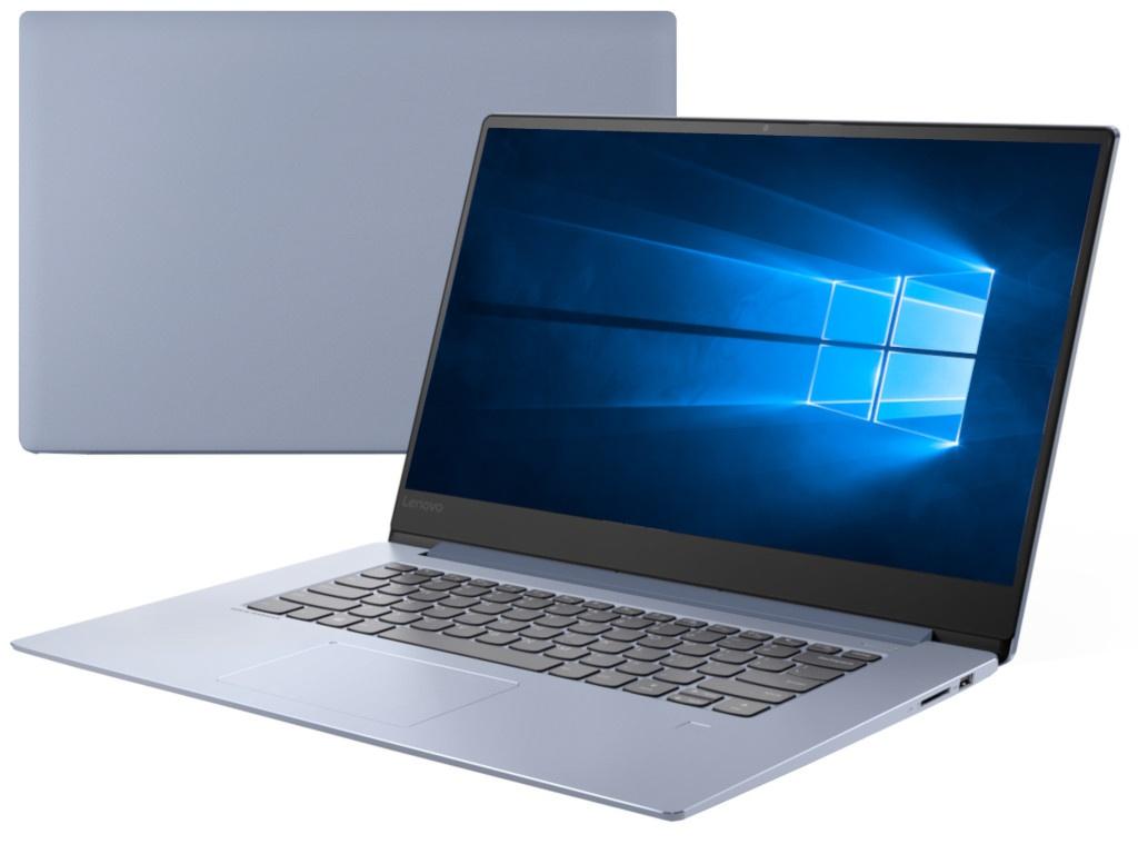 Ноутбук Lenovo IdeaPad 530S-15IKB Blue 81EV003YRU (Intel Core i7-8550U 1.8 GHz/8192Mb/256Gb SSD/nVidia GeForce MX150 2048Mb/Wi-Fi/Bluetooth/Cam/15.6/1920x1080/Windows 10 Home 64-bit) цены онлайн