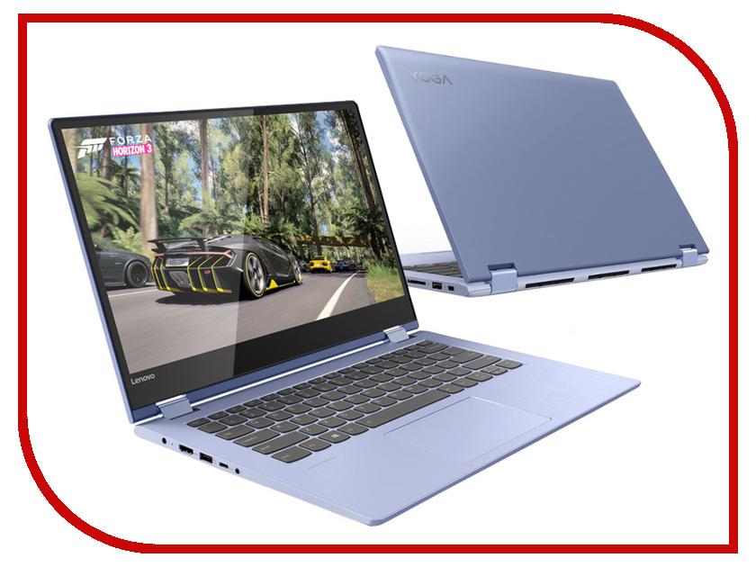 Фото Ноутбук Lenovo Yoga 530-14IKB Blue 81EK008XRU (Intel Core i3-7130U 2.7 GHz/8192Mb/128Gb SSD/Intel HD Graphics/Wi-Fi/Bluetooth/Cam/14.0/1920x1080/Touchscreen/Windows 10 Home 64-bit) моноблок lenovo ideacentre aio 520 24iku ms silver f0d2003urk intel core i5 7200u 2 5 ghz 8192mb 1000gb dvd rw intel hd graphics wi fi bluetooth cam 23 8 1920x1080 dos