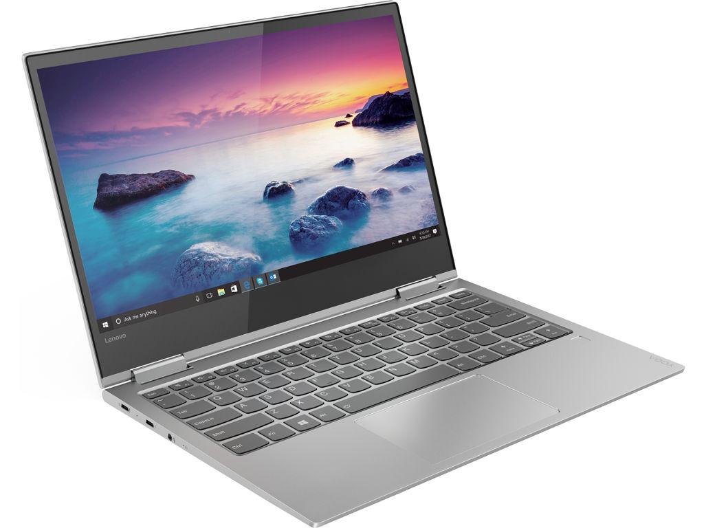 Ноутбук Lenovo Yoga 730-13IKB Grey 81CT003MRU (Intel Core i5-8250U 1.6 GHz/8192Mb/128Gb SSD/Intel HD Graphics/Wi-Fi/Bluetooth/Cam/13.3/1920x1080/Touchscreen/Windows 10 Pro 64-bit) 99% new for lenovo yoga 4 pro yoga 900 lcd back cover am0yv000100 am0yv000110 am0yv000120